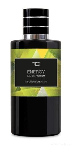 FC8794E-Energia EAU DE PARFUMU Súkromná zbierka