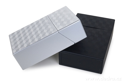 DA16991-Puzdro na cigarety čierne