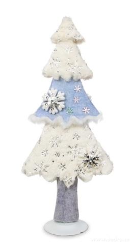 DA16193-53 cm vysoký stromček WHITE & BLUE