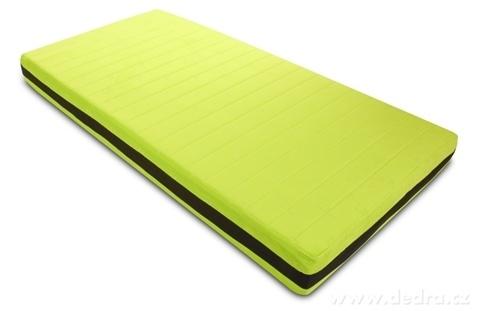 FC16071-ANATOMIXX aktívny zónový matrac z pamäťovej peny 90 x 200 x 21 cm