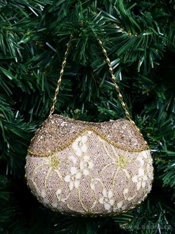 DA15541-zlatá kabelka
