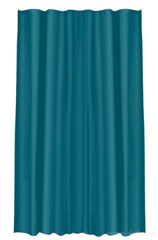 FC20371-Kúpeľňový záves jednofarebný ropný 180 x 180 cm