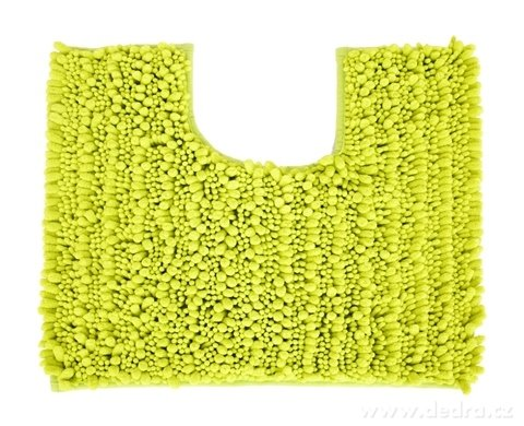 FC20562-3D CORAL WC predložka jasne zelená
