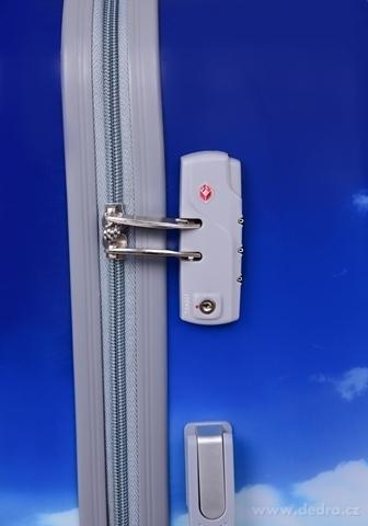 FC20751-TSA kufor menšie Provance 37 x 23 x 50 cm