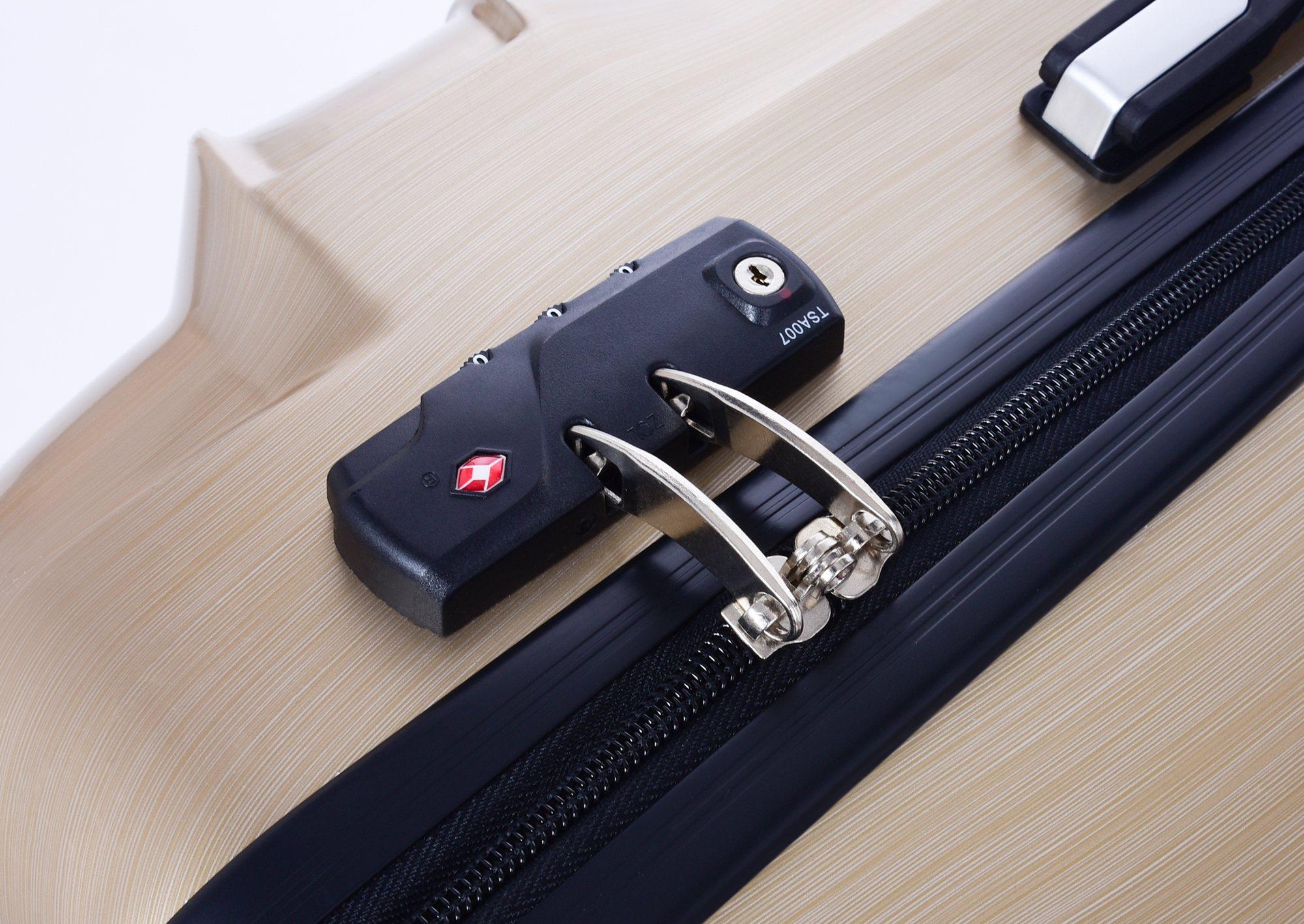 a71143c459b91 Špeciálny TSA zámok = certifikovaný zámok, ktorý predchádza poškodeniu  batožiny v prípade bezpečnostnej kontroly na letisku.