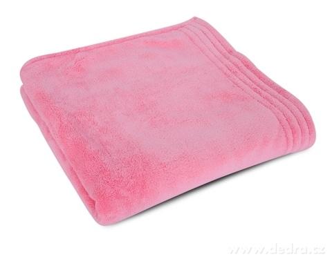 FC21242-VEĽKÁ OSUŠKA s ozdobnou bordúrou LAGOON TOUCH pink
