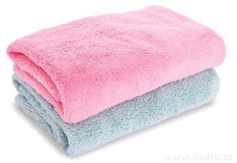 FC21291-2 KS MALÝ UTERÁK na ruky LAGOON TOUCH pink & mint