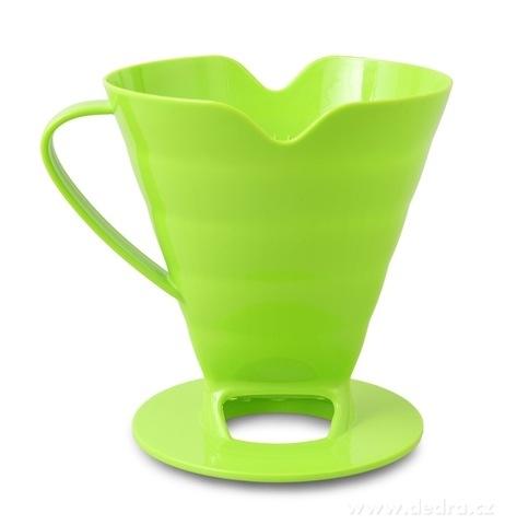 DA21361-PŘEKAPÁTOR na kávu a čaju zelený
