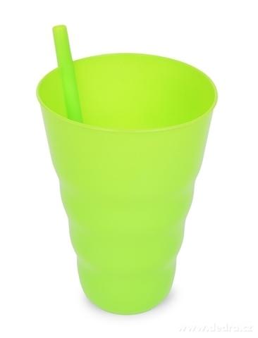 DA21382-BRČKOKELÍMEK 600 ML plastový zelený