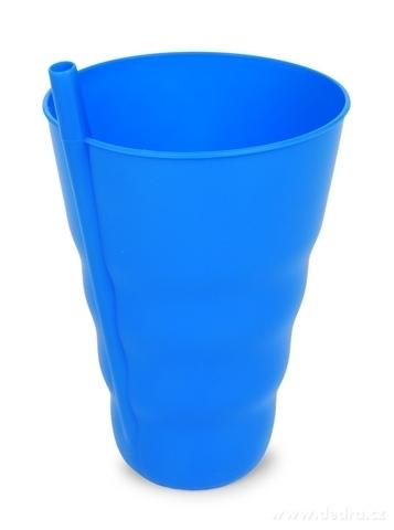 DA21381-BRČKOKELÍMEK 600 ML plastový modrý