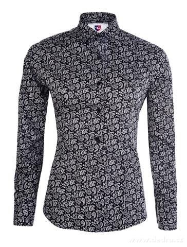 FC2235M-SOPHIA DENSEFORSÉ® košeľa slim fit s dlhým rukávom ornaments