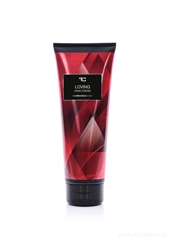 FC8806C-HAND CREAM krém na ruky s glycerínom, loving LA COLLECTION privée