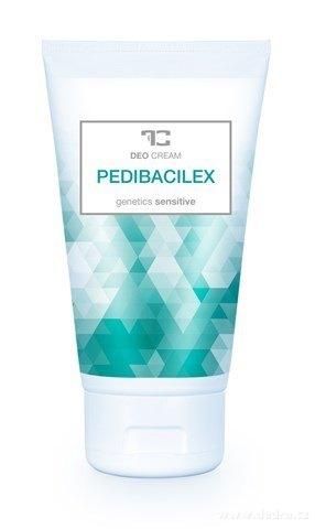 BB05001-PEDIBACILEX DEO nemastný dezodoračné krém na nohy