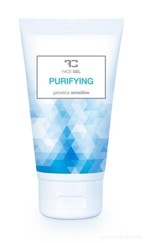 FC88001-Purifying genetics sensitive čistiaci pleťový krém s uhorkovým extraktom a panthenolom