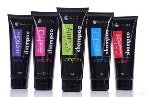 FC94611-4 FUSION šampón 200 ml vitality complex pre výživu vlasov
