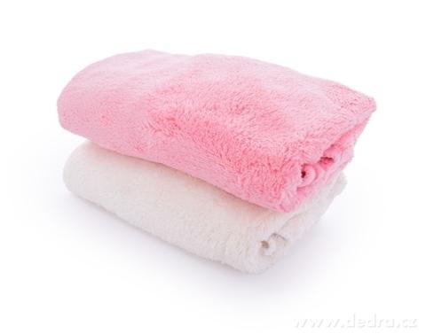 FC21294-2 KS MALÝ UTERÁK na ruky LAGOON TOUCH pink & cream