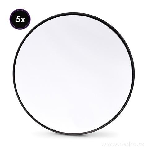 FC23732-Zväčšovacie kozmetické zrkadlo s prísavkami 5x zväčšenie
