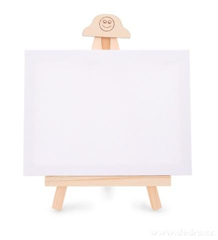 DA23771-Maliarske plátno 20 x 15 cm na drevenom stojane