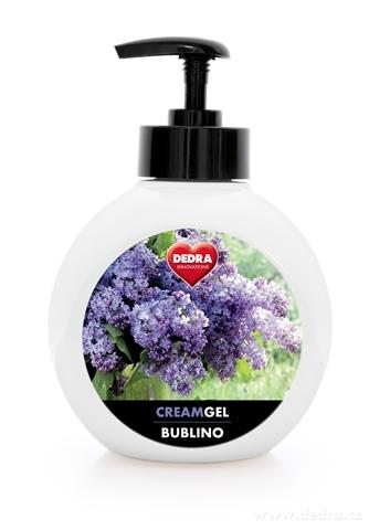 BA06201-Bubliny CREAMGEL dolce lilla tekuté mydlo na telo i ruky