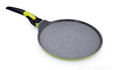 DA24341-Panvica BIOPAN ® S & P PALACINKY & omeleta s odnímateľnou rukoväťou