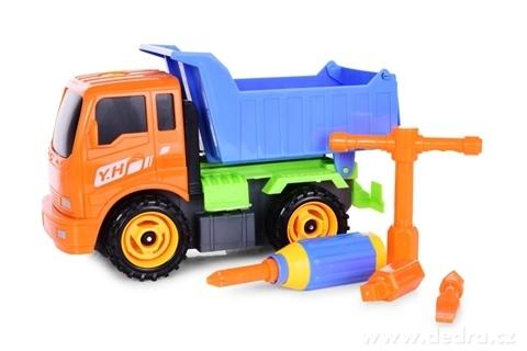 DA24151-CREATIV TRUCK nákladné auto so sadou náradia nákladiak