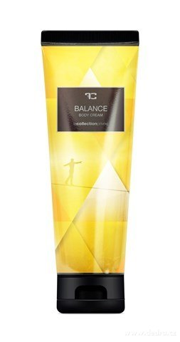FC8807B-BODY CREAM telový krém s mandľovým olejom, balance LA COLLECTION privée