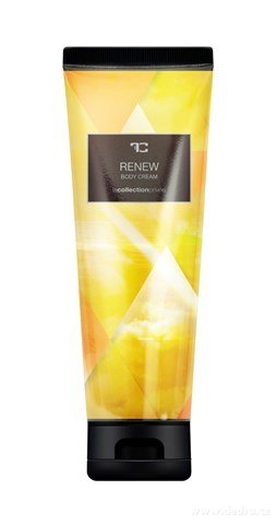 FC8805B-BODY CREAM telový krém s mandľovým olejom, renew LA COLLECTION privée