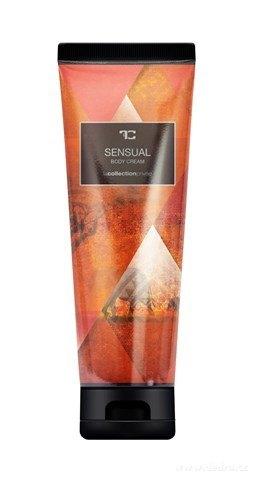 FC8798B-BODY CREAM telový krém s mandľovým olejom, sensual LA COLLECTION privée