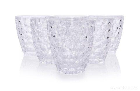 FC24671-6 ks sada poháre BUBBLE objem 250 ml