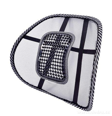 DA24791-Ergonomická masážne opierka chrbta vhodná na stoličku aj do auta,
