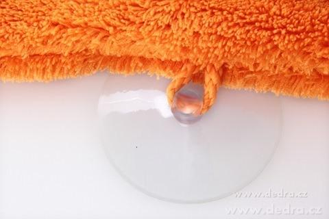 DA5517-Vankúš do vane z hebkého mikrovlákna nafukovacie + prísavky