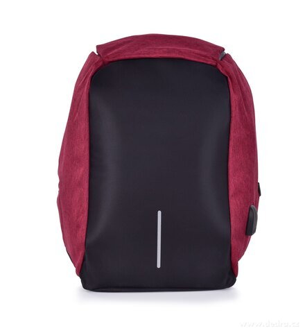 DA24914-TRAVEL & STUDENT štýlový a moderný batoh s USB pripojením a výstupom na slúchadlá