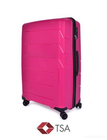 FC24933-TSA kufor veľký FUCHSIA