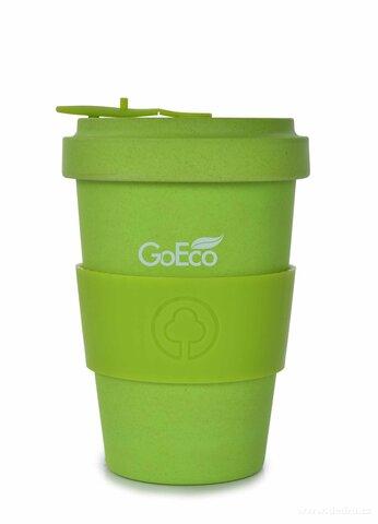 DA25021-XL KELIMERO® GoEco® 500 ml hrnček a skrutkovacie veko z vysokotlakového bambusu