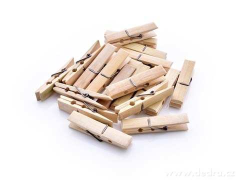 DA25041-20 KS bambusových kolíčkov