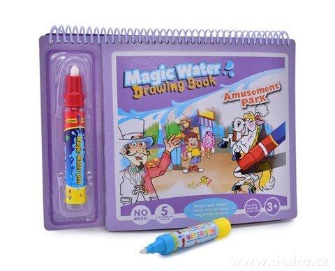 DA24168-ZÁBAVA PARK čarovná vodná knižka