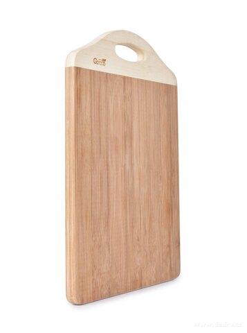 DA25151-36 cm BAMBUSOVÝ lopárik z vysokotlakového bambusu