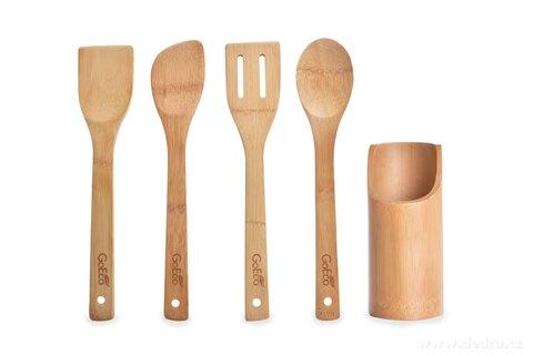DA25141-5 ks SADA bambusové kuchynské náčinie GoEco®