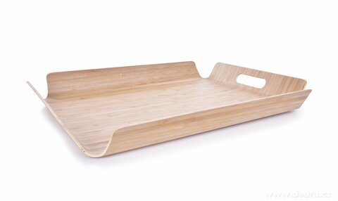 DA25221-BAMBOO tácka / podnos z vysokotlakového bambusu GoEco®