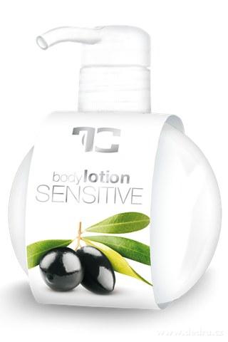FC5560-Bodylotion SENSITIVE Telové mlieko s olivovým olejom
