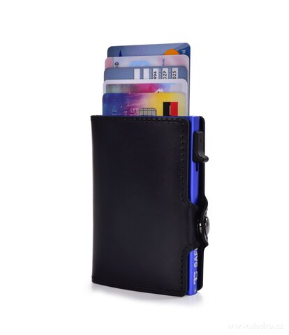 FC25304-FC SAFE kožená peňaženka pre ochranu platobných kariet