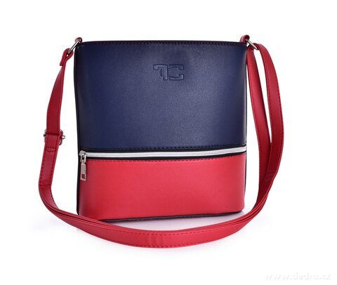 FC25343-INFINITY Crossbody kabelka z ekokože