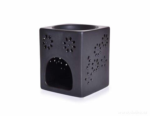 DA224631-Keramická aromalampa na čajové sviečky