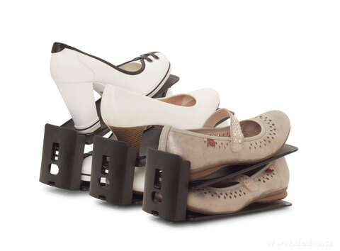DA83776-FLEXI BOTOŠTOS 3 POZÍCIE stojan na skladovanie obuvi
