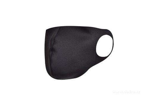 FC26411-Tvárová rúška, ústenka z jemného neoprén materiálu