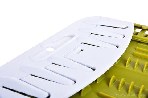 DA26501-Skladací odkvapkávač na riad, z odolného plastu
