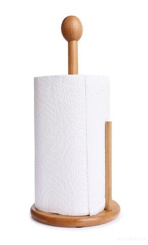 DA26671-UTĚRKODRŽÁK BAMBOO, bambusový stojan na papierové utierky GoEco®