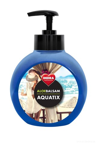 GC06001-ALOEBALSAM AQUATIX koncentrát na ručné umývanie riadu s pumpičkou