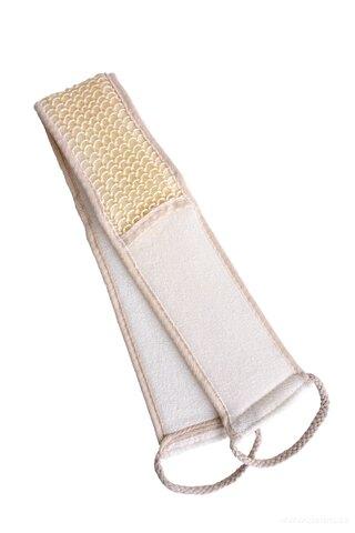 DA27062-Masážne sisalové PÁS, pre umývanie a masírovanie GoEco®