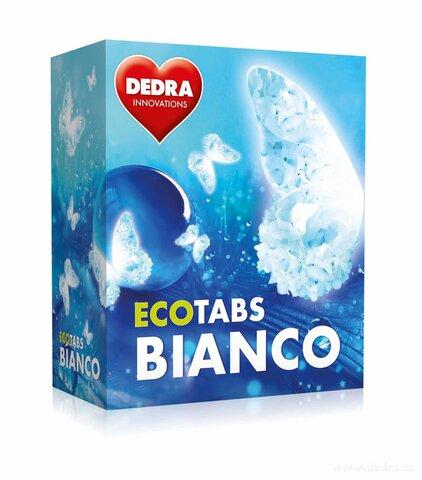 TE0711-TABLETY na biele prádlo ECOTABS BIANCO koncentrovanej